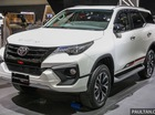 Toyota Fortuner TRD Sportivo 2017 ra mắt Đông Nam Á với giá từ 897 triệu Đồng