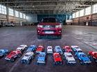 Xem 15 chiếc xe hơi điều khiển từ xa kéo 1 chiếc ô tô Toyota kích cỡ thật