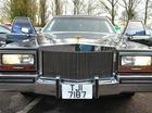 Xe limousine Cadillac cũ của Tổng thống Donald Trump tìm chủ mới