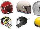 9 chiếc mũ bảo hiểm có thể làm mê đắm bất kỳ biker nào