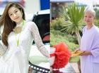 Người mẫu ô tô đình đám bậc nhất Thái Lan bất ngờ xuống tóc đi tu