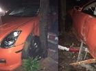 Infiniti G35 độ cửa cắt kéo Lamborghini gặp tai nạn tại Bà Rịa-Vũng Tàu