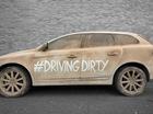 Volvo khuyến khích bạn cứ để xe bẩn không cần rửa
