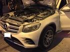 Mercedes-Benz Việt Nam nói gì về vụ khoang động cơ của GLC300 bốc cháy?
