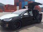 Tesla Model X P100D đầu tiên cập bến Việt Nam
