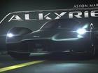 Siêu phẩm triệu đô Aston Martin AM-RB 001 có tên chính thức là Valkyrie