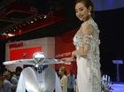 Hương sắc tại triển lãm Mô tô xe máy Việt Nam 2017
