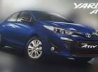 Toyota Yaris Ativ - sedan cỡ nhỏ mới sắp ra mắt Đông Nam Á - lộ diện