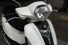 Yamaha Grande - Xe ga thời trang cho phái nữ