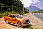 Ford Ranger 2015 – Ngoại thất bán tải, tiện nghi như SUV