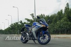 Thu hồi 720 xe Yamaha R3 tại Việt Nam
