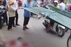 Hà Nội: Học sinh cấp 1 tử vong thương tâm vì bị tôn trên xe xích lô cứa vào cổ