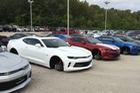 Trộm phá khóa đại lý Chevrolet, 48 chiếc xe bị ăn cắp bánh