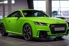 Audi TT RS thế hệ mới được lắp ráp thế nào?
