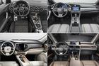 10 mẫu xe có thiết kế nội thất đẹp nhất năm 2016