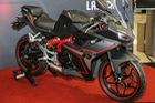 Naza N5R 2016 - Mô tô Malaysia giá 76 triệu Đồng, cạnh tranh Honda CRB250RR