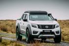 Xe bán tải Nissan Navara phiên bản giải cứu chuyên dụng