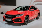 Soi kỹ Honda Civic Hatchback 2017