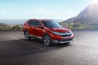 Honda CR-V thế hệ mới sẽ về Việt Nam trình làng, không có phiên bản 7 chỗ