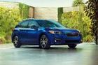 Subaru Impreza được bình chọn là