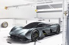 Siêu phẩm 4 triệu USD Aston Martin AM-RB 001 có vận tốc tối đa 402 km/h