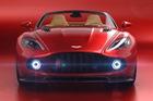 Aston Martin Vanquish Zagato Volante trình làng, giá hơn 12 tỷ Đồng