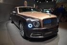 Xe nhà giàu Bentley Mulsanne EWB 2017 có giá