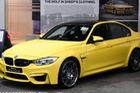 BMW M3 phiên bản kỷ niệm 30 năm sinh nhật có giá