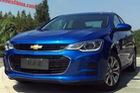 Chevrolet Cavalier - Xe mới ra đời từ Cruze cũ, giá dưới 270 triệu Đồng