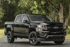 Chevrolet Colorado 2017 được bổ sung động cơ mạnh hơn