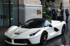 Một trong những chiếc Ferrari LaFerrari mui trần đầu tiên đã đến tay chủ