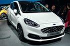 Ford Fiesta thế hệ mới trình làng, là xe cỡ nhỏ công nghệ cao nhất