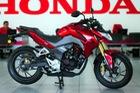 Xe côn tay Honda CB190R chính hãng cập bến Đông Nam Á
