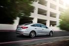 Hyundai Sonata 2017 - Sedan cỡ trung rẻ nhất phân khúc