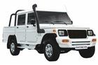 Mahindra Enforcer 'Floodbuster' - Xe chống lụt giá rẻ, chỉ từ 312 triệu Đồng