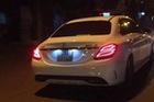 Cư dân mạng truy tìm Mercedes-Benz C250 gây tai nạn rồi bỏ chạy tại Hà Nội