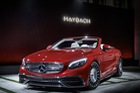 Xe siêu sang Mercedes-Maybach S650 Cabriolet