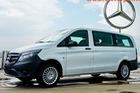 Xe MPV 8 chỗ Mercedes-Benz Vito Tourer 121 về Việt Nam, giá 1,849 tỷ Đồng