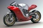 MV Agusta F4Z - Siêu mô tô hoàn toàn mới của người Ý