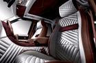 SUV hạng sang Range Rover Sport độ nội thất