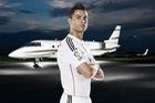 Chuyên cơ 424 tỷ Đồng của Cristiano Ronaldo gặp nạn khi hạ cánh