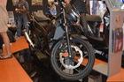Cận cảnh Suzuki Satria F150 FI màu đen mờ giá 37,4 triệu Đồng