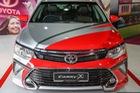 Xem trước chân dung của Toyota Camry 2016 sắp ra mắt Việt Nam