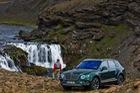 Dùng Bentley Bentayga làm xe đi câu cá