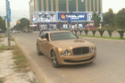 Bentley Mulsanne Speed 2016 màu lạ định cư tại Thanh Hóa