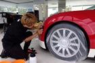 Bugatti Veyron 40 tỷ Đồng của Minh