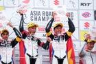 Bùi Duy Thông lên ngôi ở hạng mục Asia Dream Cup, giải ARRC 2016