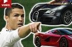 Điểm danh 10 xe đắt nhất của Cristiano Ronaldo