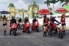 200 biker Việt đổ về trường đua Happy Land