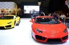 Dàn siêu xe, xe thể thao cực chất tại triển lãm VIMS 2016 khiến khách xếp hàng dài chờ xem